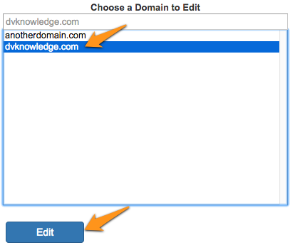 cpanel_choose_domain