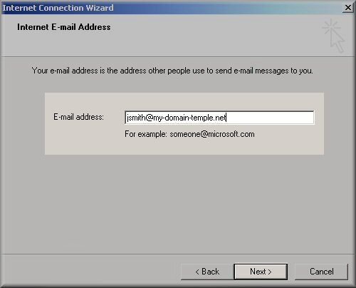 outlook-express-email-address