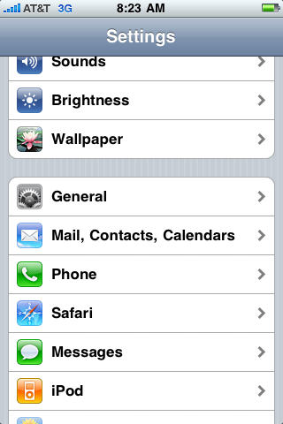 How do i install email on my iphone 6