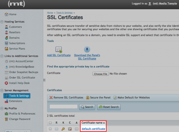 ssl_default_cert