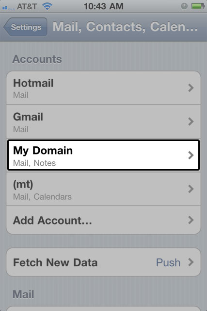 gmail settings for iphone how can i set up email on my iphone or ipod touch media 1453