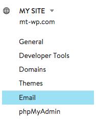 email_menu