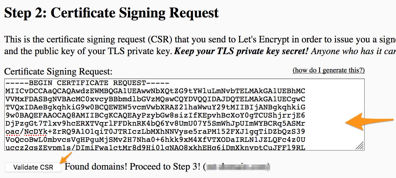 Install a Let's Encrypt SSL - Media Temple