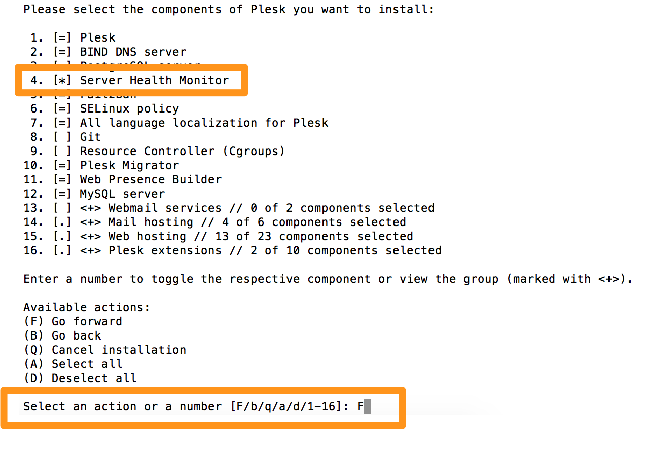 Making it Better: Install Plesk Health Monitor (PHM) - Media Temple