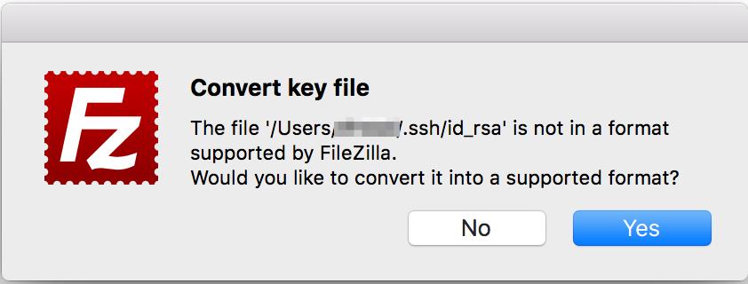 💄 Filezilla ssh key format | Where do I get SSH host key