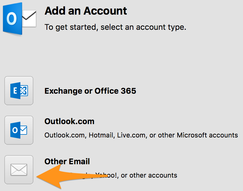 How can I set up email in Outlook? - Media Temple